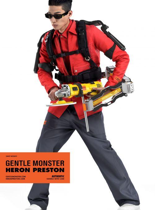 Heron Preston - Level 0